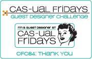 CAS-ualFridaysChallenge84