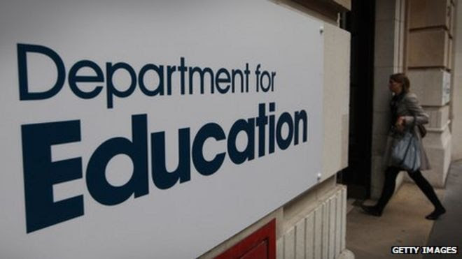 Image result for dept of education UK