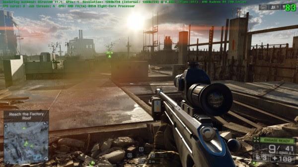 Battlefield 4 DirectX11