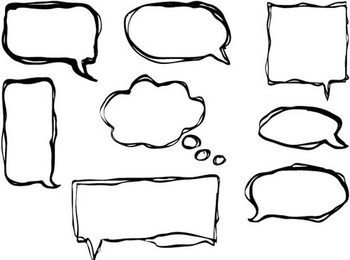 Image result for speech bubbles