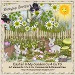 Easter In My Garden Cu 4 Cu Mix FS