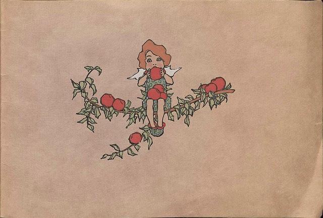 Das Baby-Liederbuch 1914 f