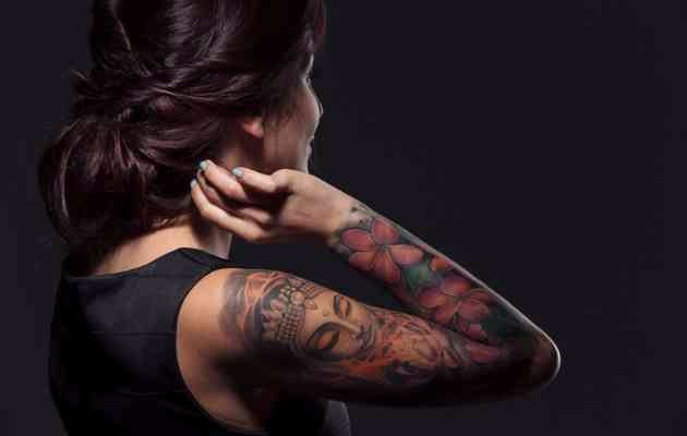 Stacey K Took A Quiz To See What Her Next Tattoo Should Be Hot 1017