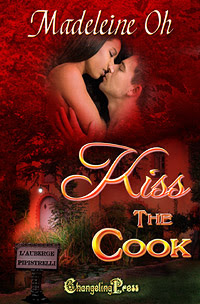 L'Auberge Pipistrelli: Kiss the Cook by Madeleine   Oh