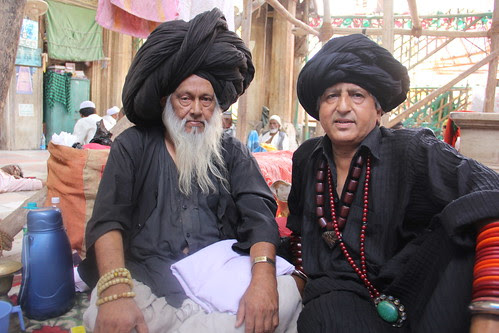 The Dam Madar Guru And The Disciple ... Dam Madar Beda Par by firoze shakir photographerno1