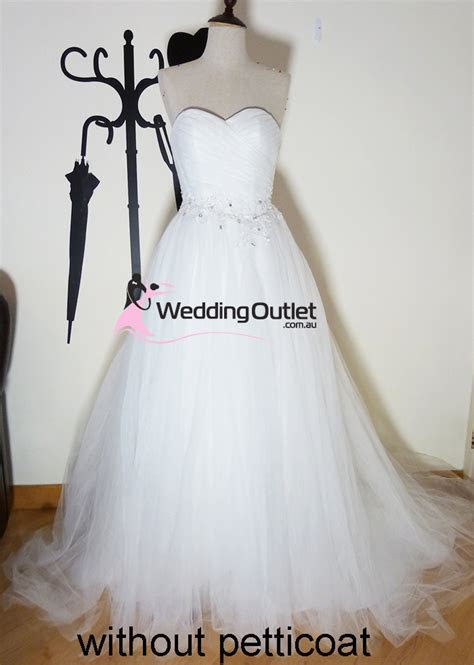 Frances Princess wedding dress sa 9   WeddingOutlet.com.au