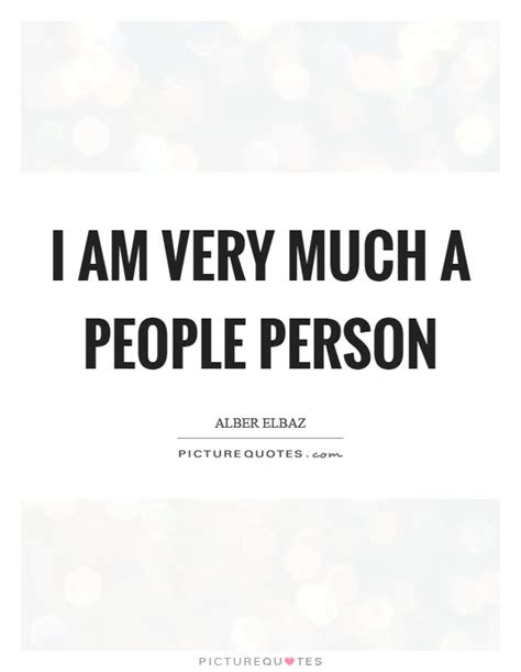 I Am Very Bad Person Quotes