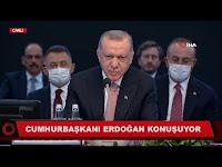 #CANLI I Cumhurbaşkanı Erdoğan Konuşuyor - İhlas Haber Ajansı