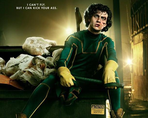 Kick Ass movie poster