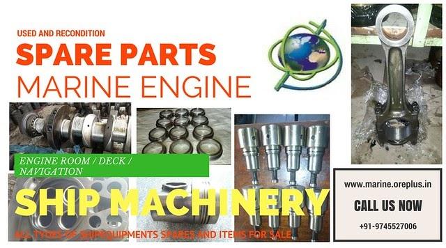 Ship Spare Parts Supplier