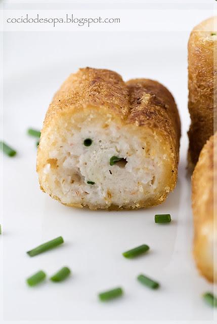 Rollitos de paté de  langostinos_2