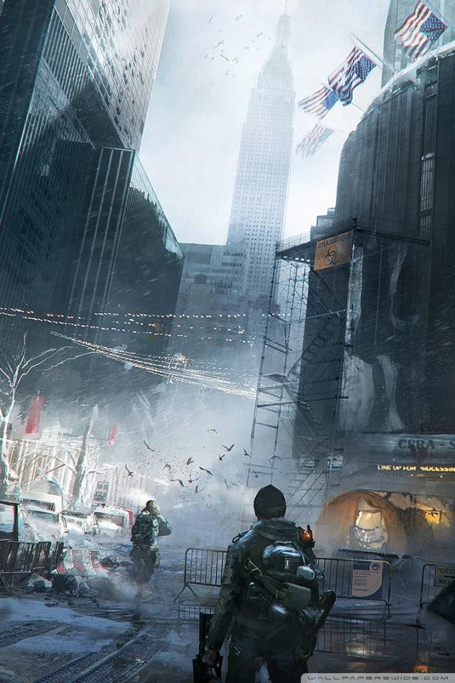 Tom Clancys The Division Madison Square Garden Uhd Desktop