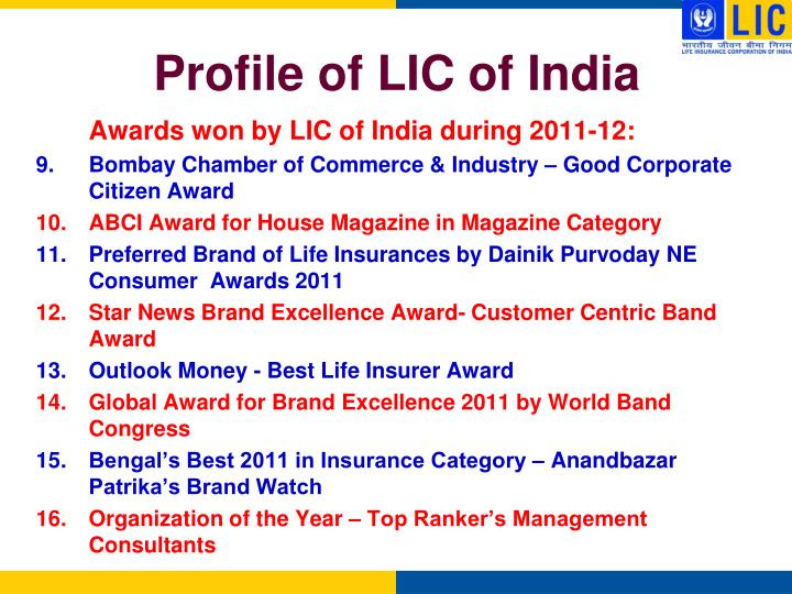 PPT - Career as LIC Agent PowerPoint Presentation - ID:4639341