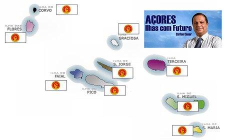 Eleições Açores - Carlos César