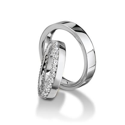 Furrer-jacot wedding rings price