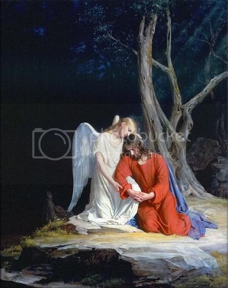 Jesus-Angels-04.jpg Jesus and Angel image by Villkatta76