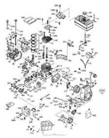 tecumseh carburetor diagram | Carburetor diagram tecumseh