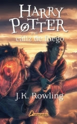 Harry Potter y el cáliz de fuego (Harry Potter IV) J. K. Rowling
