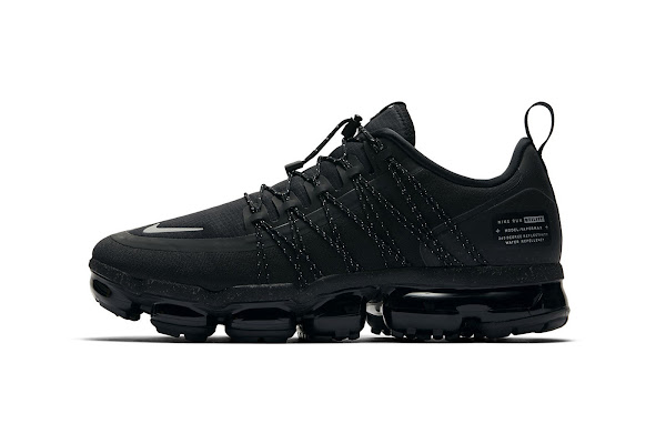 c0b81fabaace4 Nike Ditches Laces With New Air VaporMax Run Utility