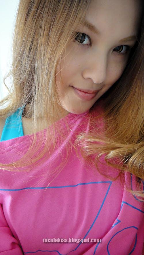 smiley pink adidas