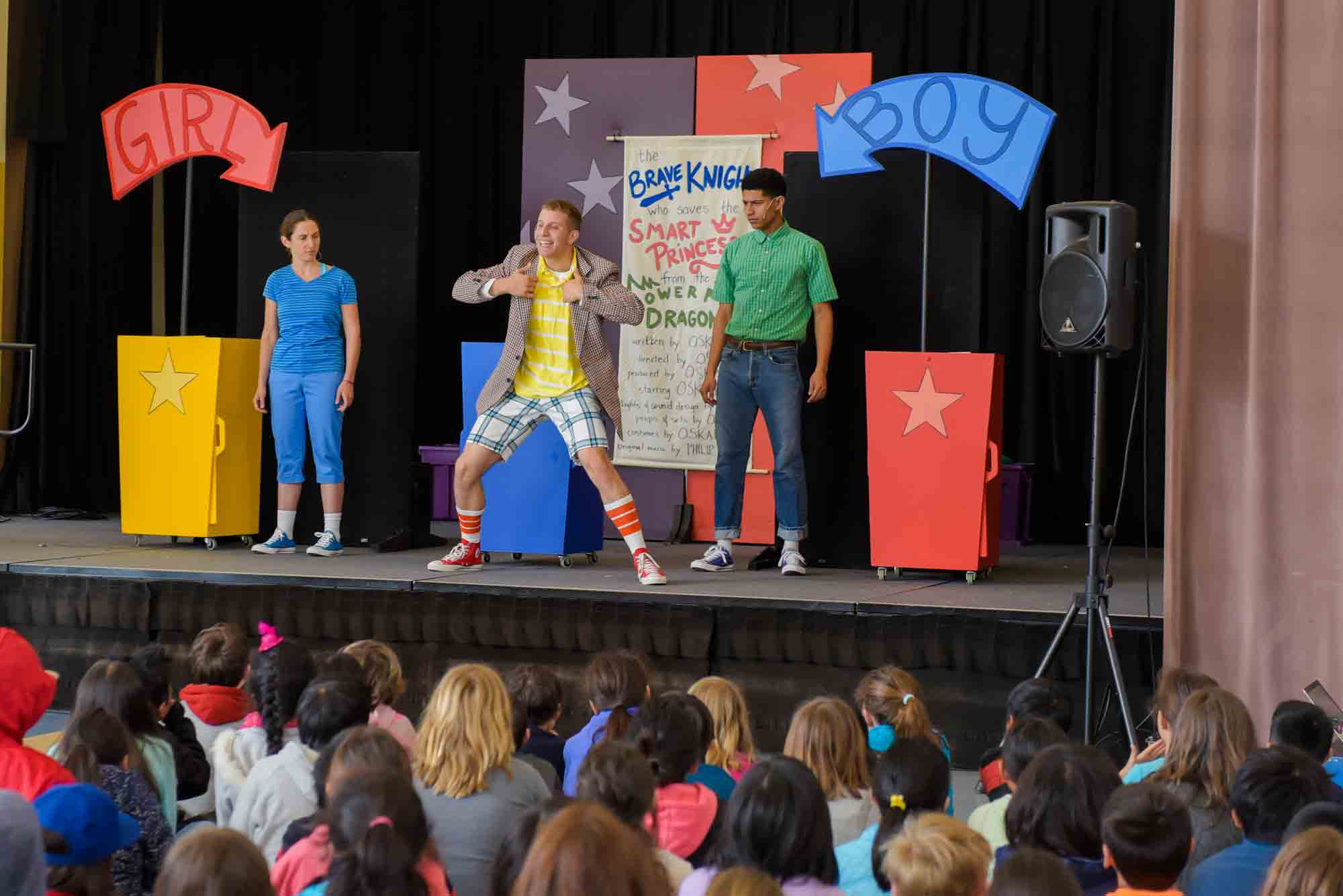 """The NOLA Project stages """"Oskar"""" play for children, families at ..."""