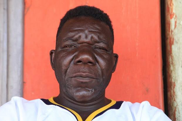 William Masvinu detinha o título desde 2012 (Foto: Tsvangirayi Mukwazhi/AP)
