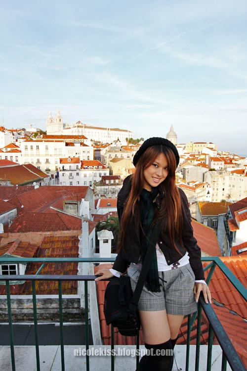 lisbon city and i