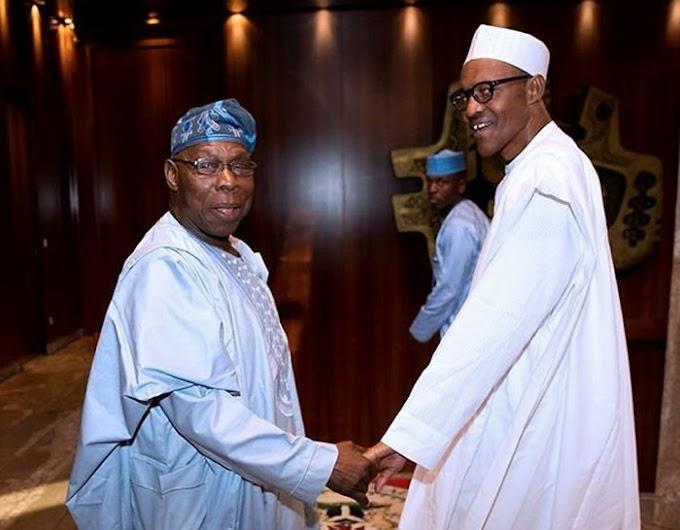 President Buhari Is 'Sick In The Spirit, Body And Soul' – Obasanjo Slams Buhari Again
