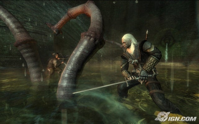 The Witcher -- Enhanced Edition Screenshot
