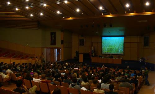 4. Conferencia: El sebadal de Granadilla en peligro. Propuestas de la comunidad científica.