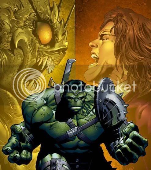 Hulk: Melhor Amigo