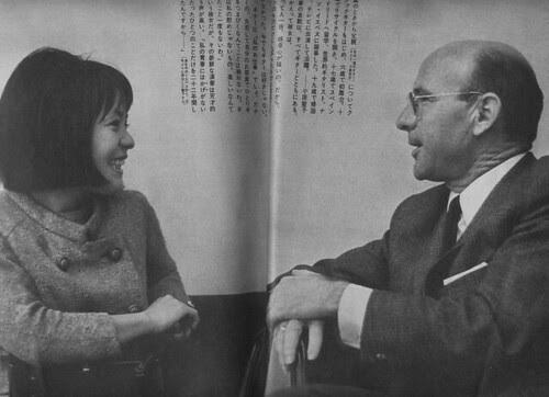 ギタリスト小原聖子女史/N.イエペスと談笑 by Poran111