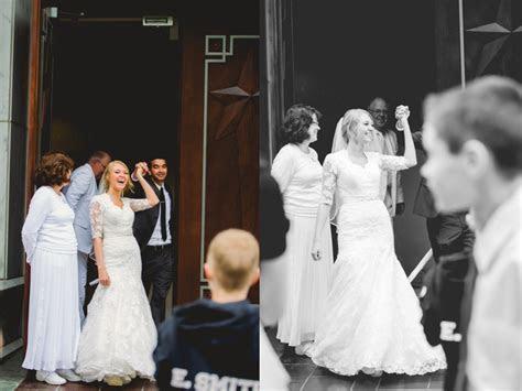 Portland Temple LDS Wedding   Kylee Ann Photography