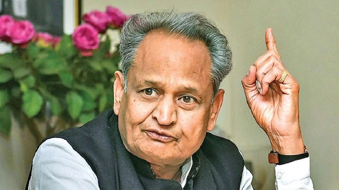 Rajasthan के मुख्यमंत्री Ashok Gehlot भी हुए Corona संक्रमित, एक दिन पहले ही Wife की रिपोर्ट आई थी Positive