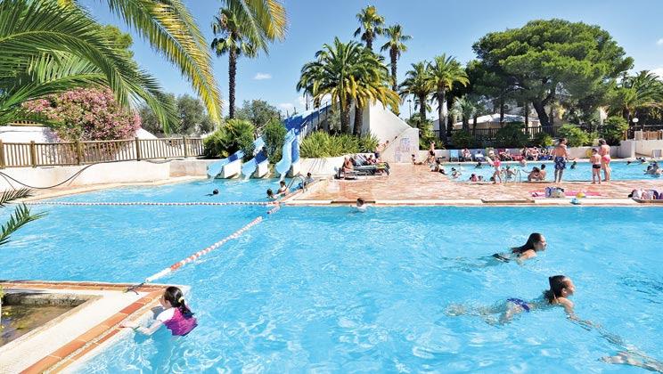 La Baume Campsite Campsites In The Riviera Eurocampco