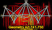 Online Geometry Problem Art 191-200.