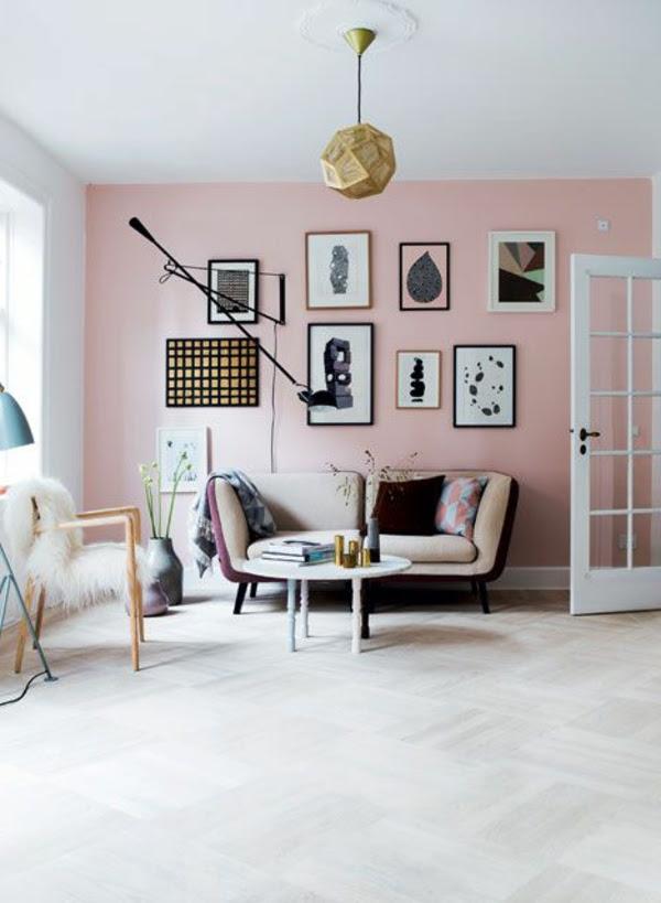 Pastelltone Als Wandfarbe Kombinieren Sie Frei Die Pastelltone