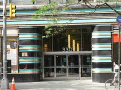 Doorway, McGraw-Hill Building, NYC