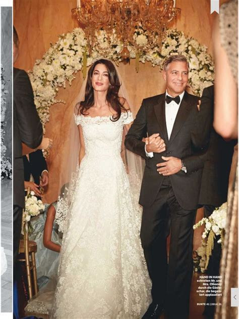 Amal Alamuddin and George Clooney?s #Wed   Wedding Themes