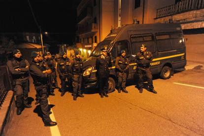 Profughi a Collio, la protesta si assottiglia e la Lega Nord si defila