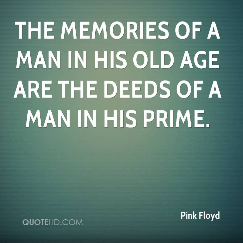 Pink Floyd Age Quotes Quotehd