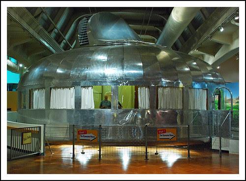 Buckminster Fuller's Dymaxion House
