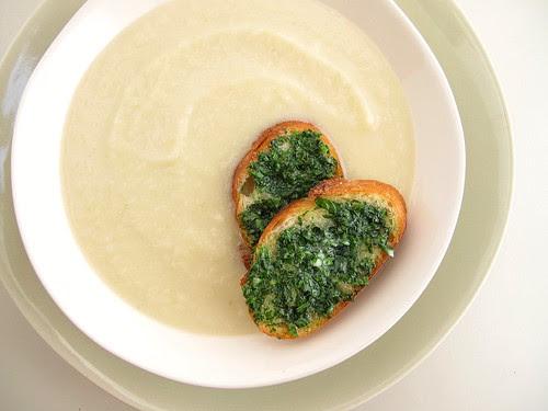 celeriac soup