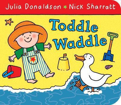 Cover image for Toddle waddle