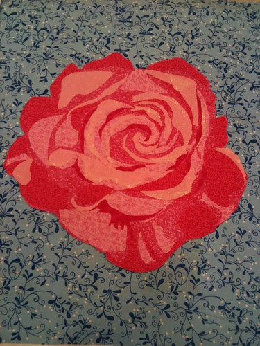 Fusible rose