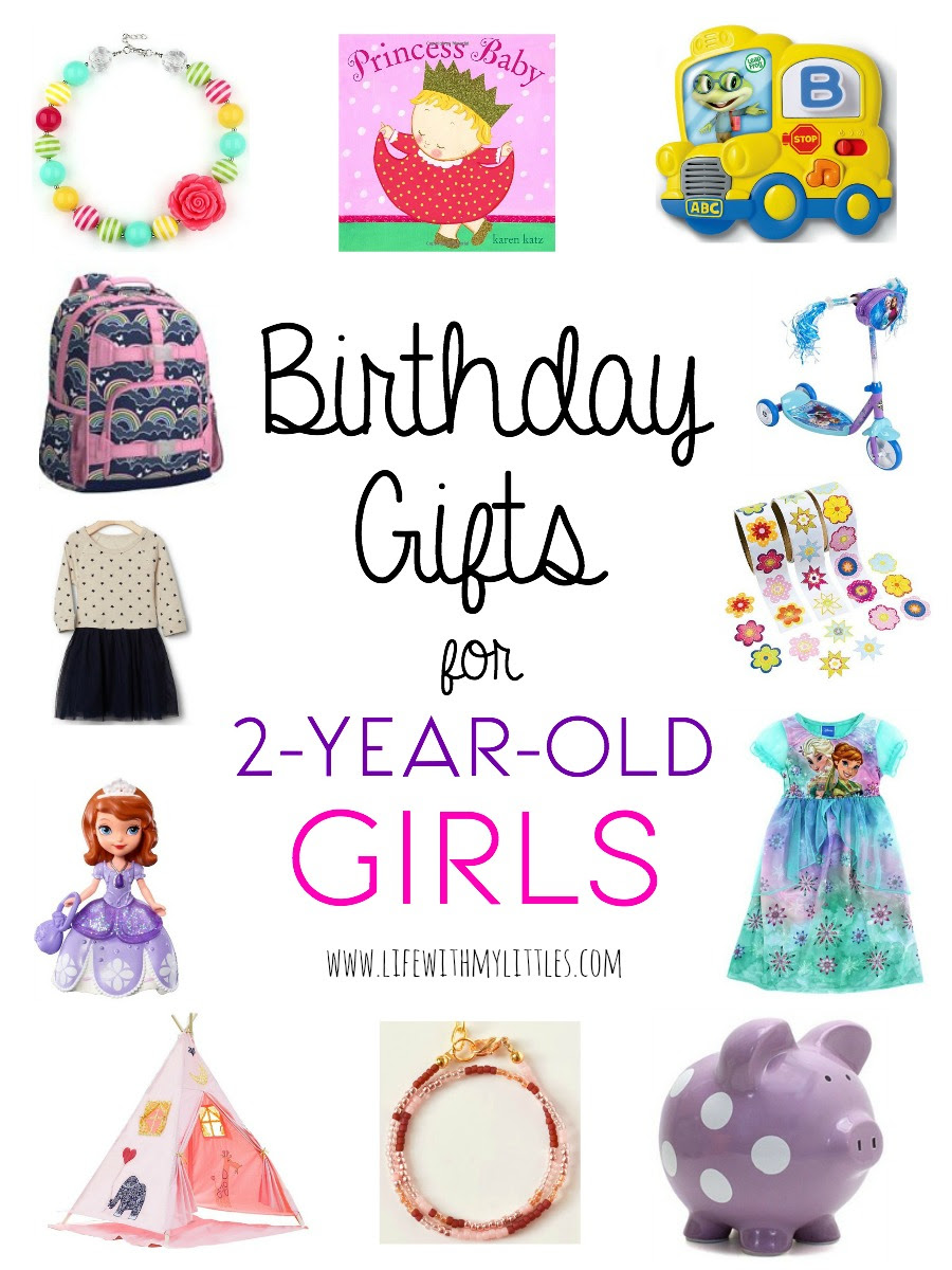 Birthday Gifts for 2-Year-Old Girls - Life With My Littles