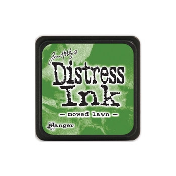 Tim Holtz Distress Mini Ink Pad MOWED LAWN Ranger TDP40033