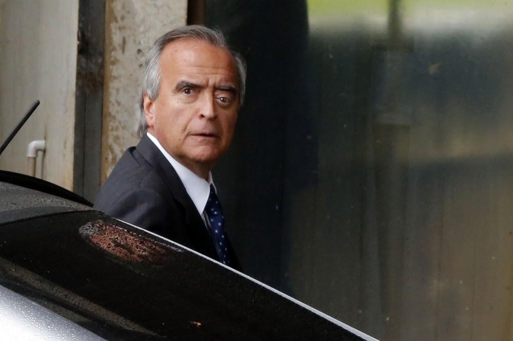 Nestor Cerveró está preso desde o início de janeiro. Foto: André Dusek/Estadão