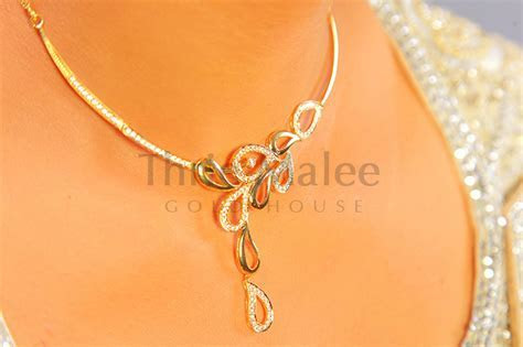 52 Sri Lankan Wedding Necklace Designs, Swarnamahal