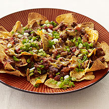 Image of beef nachos